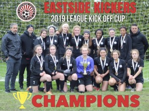 2019 League Kick OFF Champions